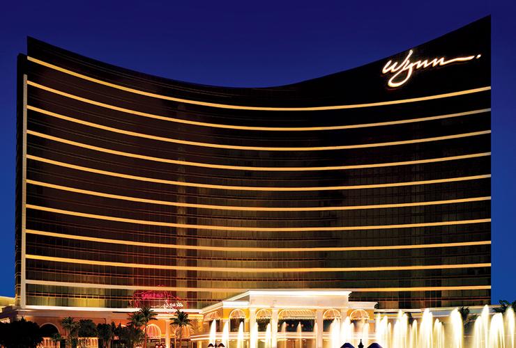 ラグジュアリーを追求した大型高級ホテル