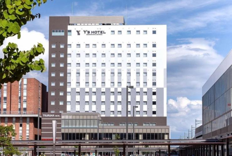 ワイズホテル 旭川駅前 外観