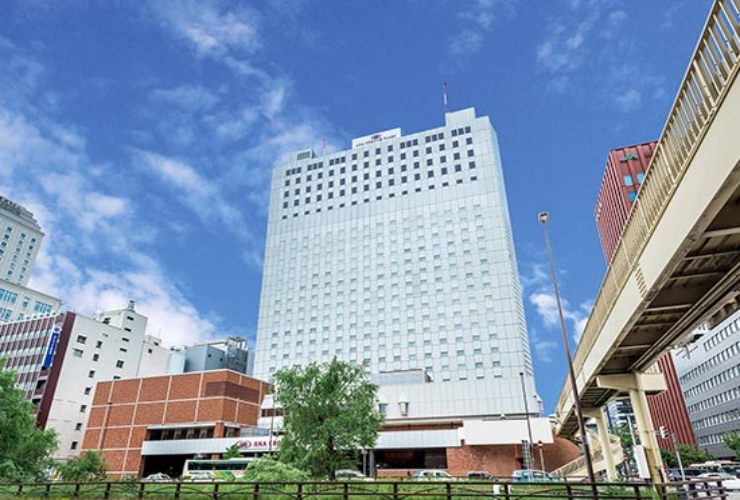 ANAクラウンプラザホテル札幌 外観イメージ