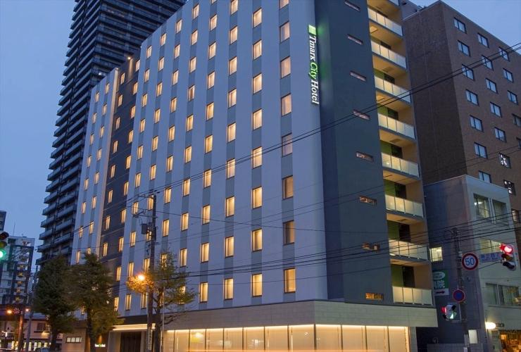 Tマークシティホテル札幌大通 外観