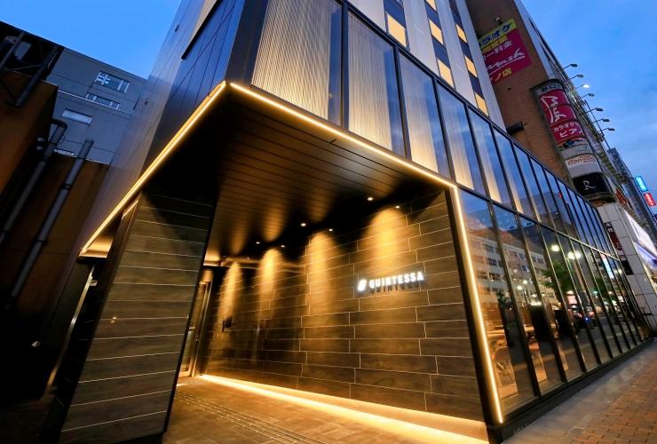 クインテッサホテル札幌すすきの 外観イメージ
