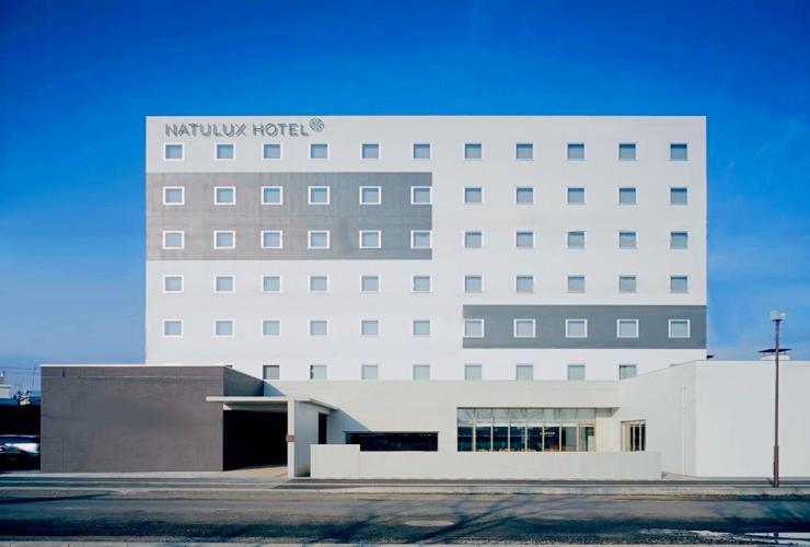 富良野 ナチュラクス ホテル 外観イメージ