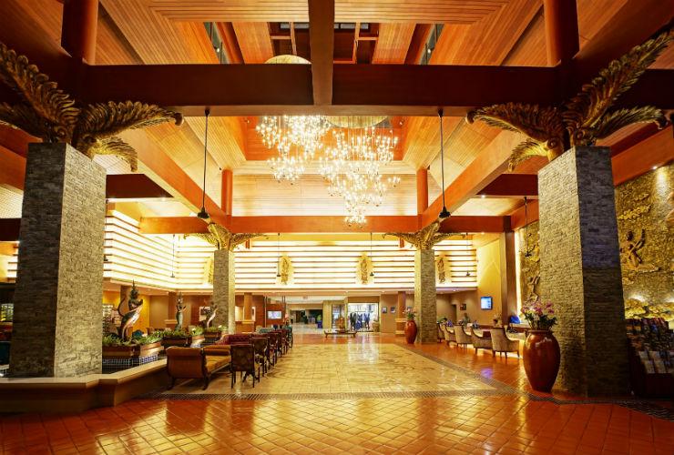 微笑みの国・タイならではのお出迎え