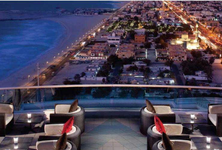 ジュメイラ ビーチ ホテルレストラン