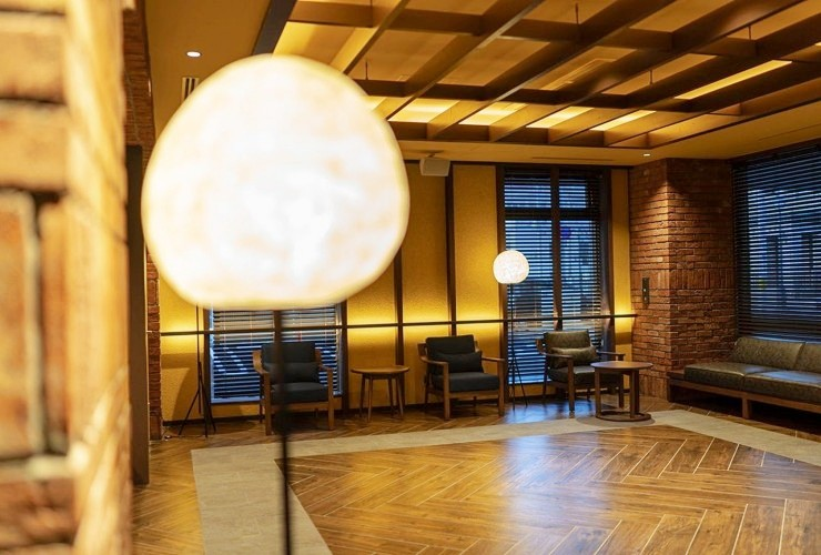 ホテル・トリフィート小樽運河 ロビーイメージ