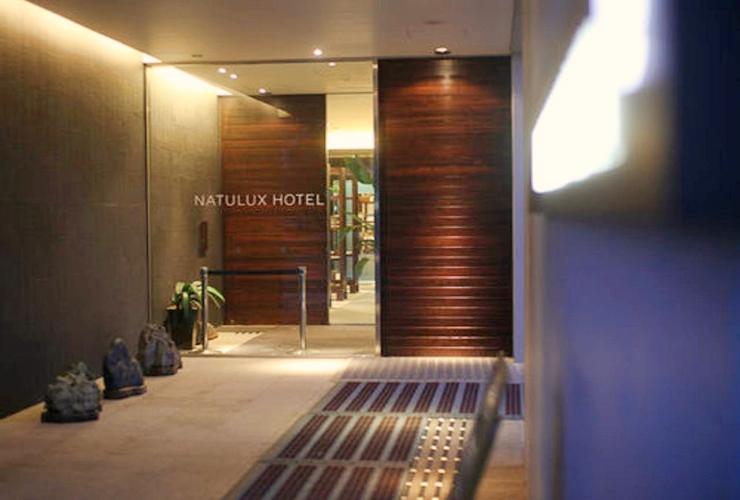 富良野 ナチュラクス ホテル エントランスイメージ