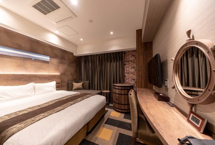 ホテル・トリフィート小樽運河 客室イメージ