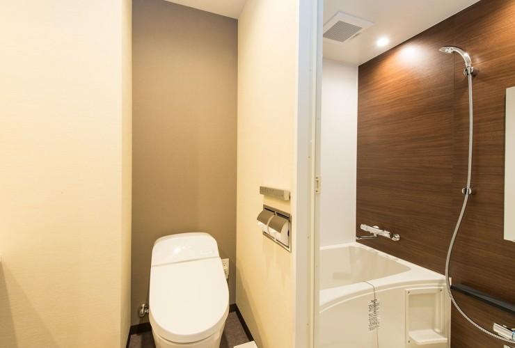 レンブラントスタイル札幌 バスルームイメージ