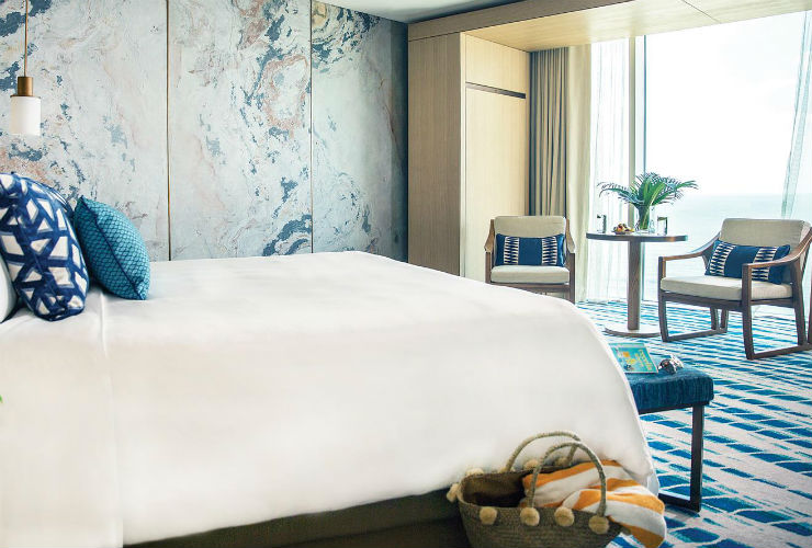 ジュメイラ ビーチ ホテル客室
