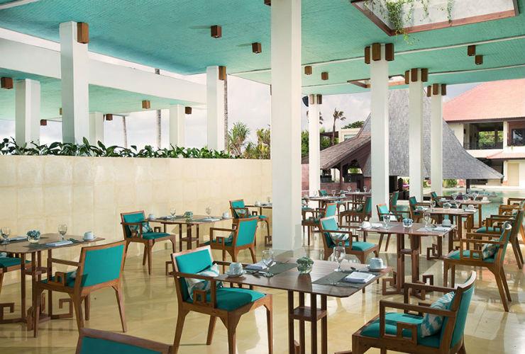 サダラ ブティック ビーチ リゾート レストラン