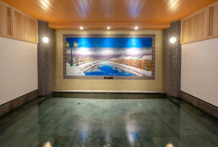 ホテル・トリフィート小樽運河 大浴場イメージ