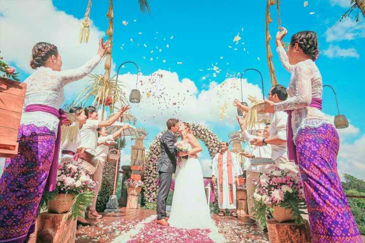 ホテルで結婚式も可能