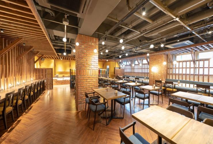 ホテル・トリフィート小樽運河 レストランイメージ
