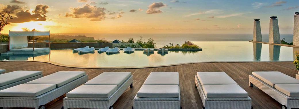 インド洋の眺め