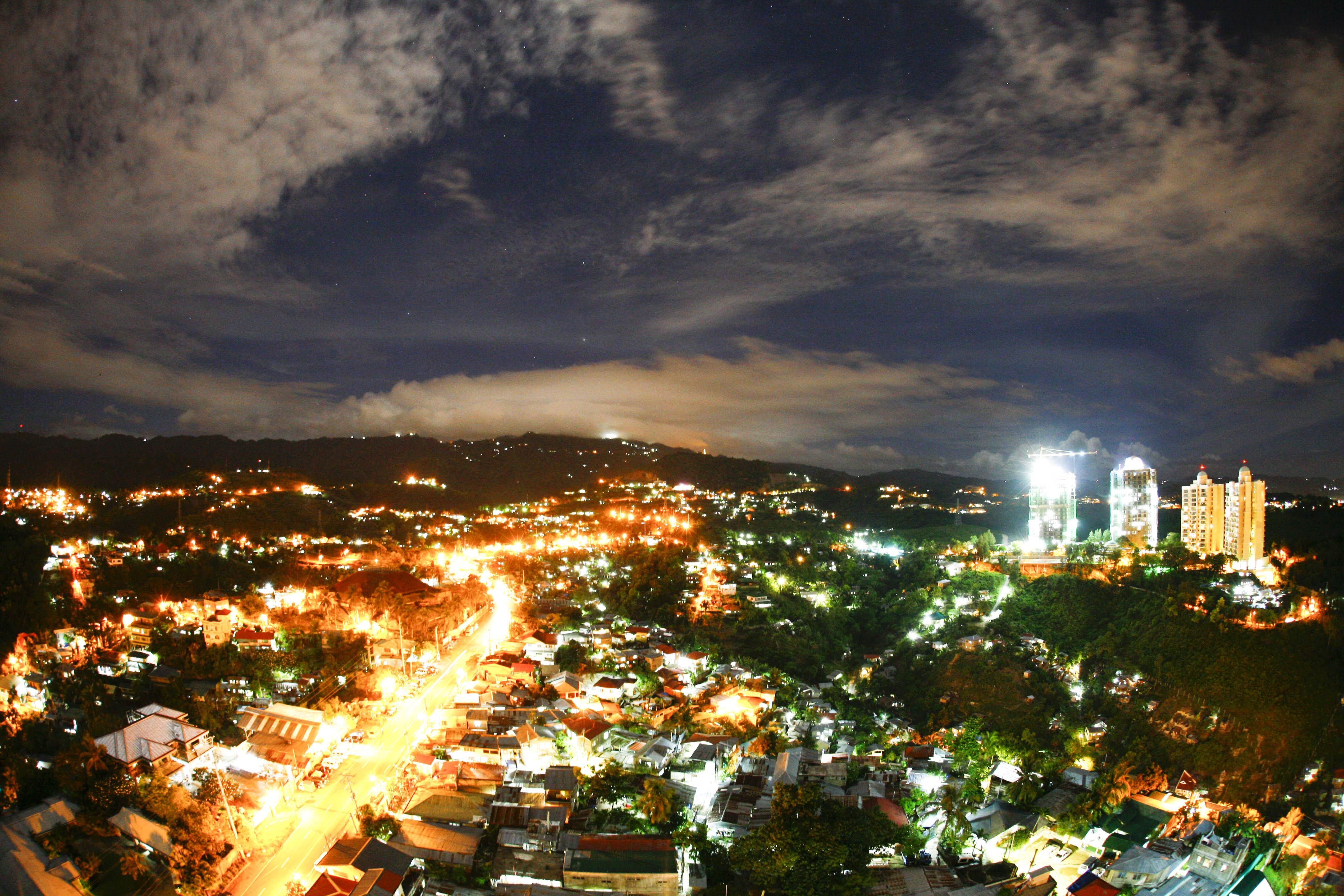 夜景 イメージ