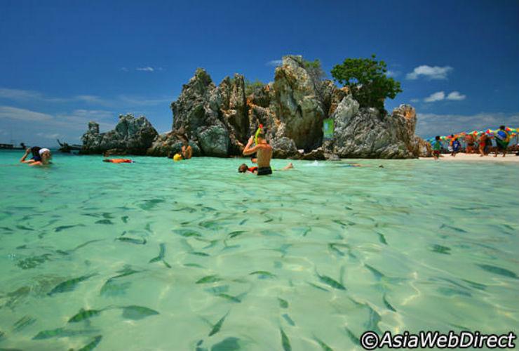 カイ島イメージ