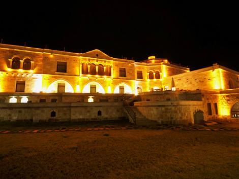 カッパドキア:ギョレメ イン ホテル 外観