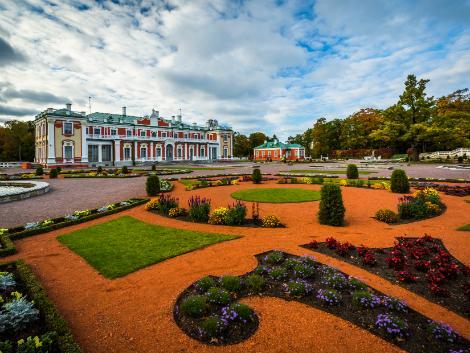 ◇◎タリン:カドリオルグ宮殿