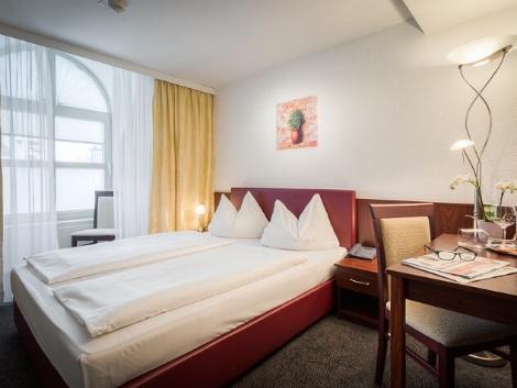 ウィーン:アートホテル ANA エンツィアン 客室一例