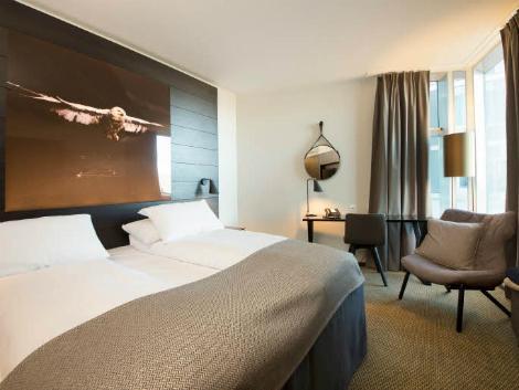 ベルゲン:スカンディック オルネン 客室一例