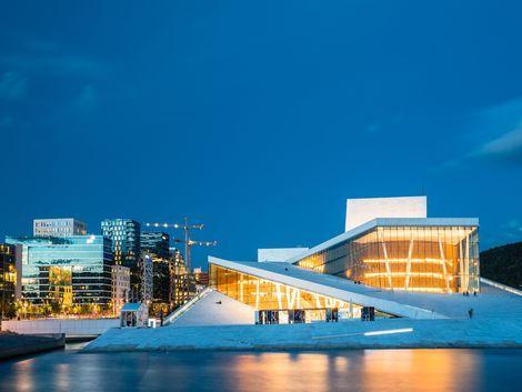 ◇◎オスロ:オペラハウス