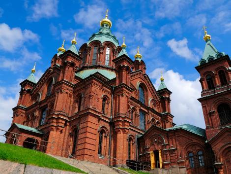 ◇◎ヘルシンキ:ウスペンスキー大聖堂