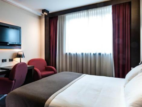 ミラノ:クラウン プラザ ミラン シティ 客室一例