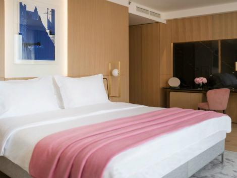 ドブロブニク:ホテル エクセルシオール 客室一例