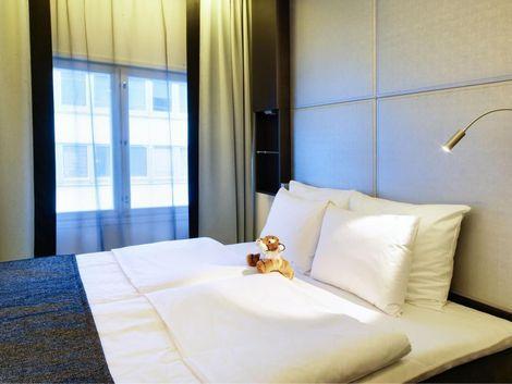 ヘルシンキ: GLO ホテル アート 客室一例