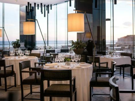 ドブロブニク:ホテル エクセルシオール レストラン
