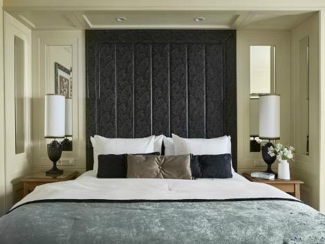 ヘルシンキ:ホテル カンプ 客室一例