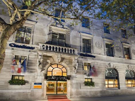 ロンドン:シタディーン トラファルガー スクエア 外観