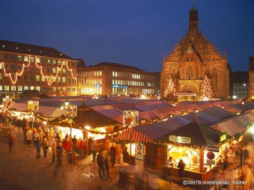 ◇ニュルンベルク:クリスマスマーケット