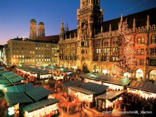 ◇ミュンヘン:クリスマスマーケット