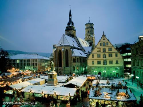 ◇シュツットガルト:クリスマスマーケット