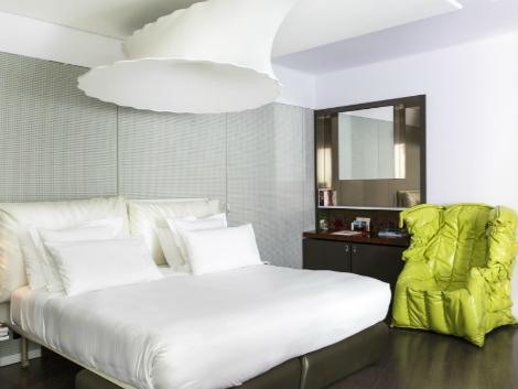 ミラノ:ボスコロ ホテル エクセドラ ミラノ 客室一例