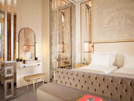 ローマ:ホテル エデン 客室一例
