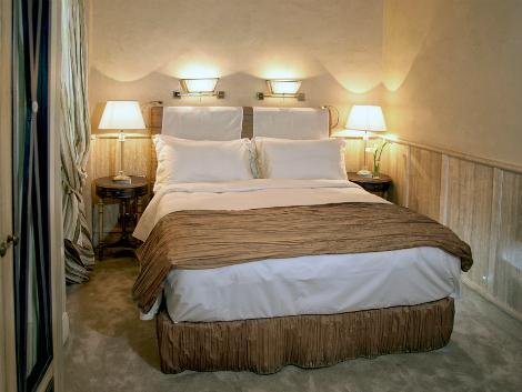 ローマ:ホテル バロッコ 客室一例
