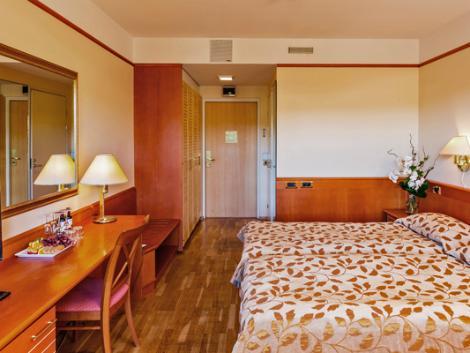 ナーンタリ:ナーンタリ スパ ホテル 客室一例