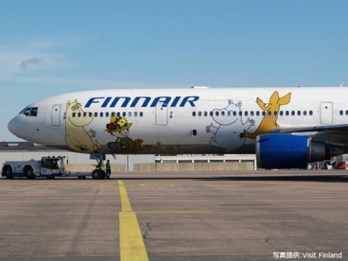フィンランド航空:機材イメージ