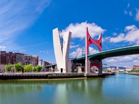 ◇◎ビルバオ:サルベ橋