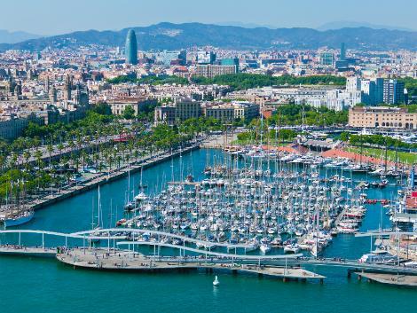 ◇◎バルセロナ:港