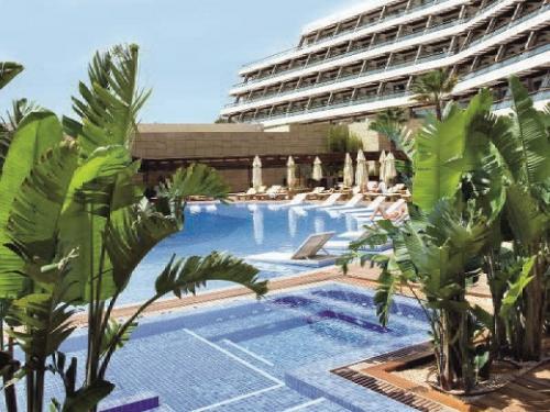イビサ島:イビサ グラン ホテル プール