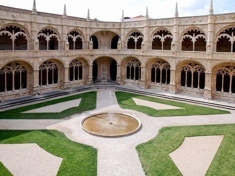◇◎リスボン:ジェロニモス修道院