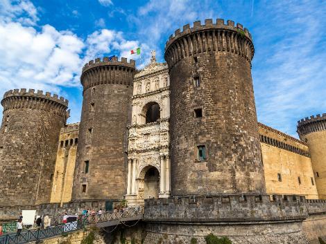 ◇◎ナポリ:ヌオーヴォ城