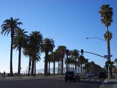 カラッとした気候も魅力 ロサンゼルス(イメージ)