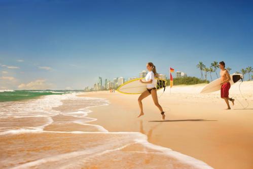ゴールドコースト ©Tourism Australia