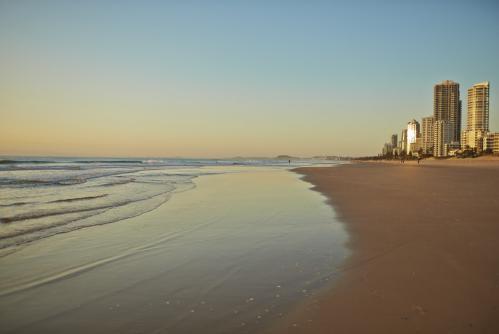 ゴールドコースト ©Jamie MacFadyen, Tourism Australia