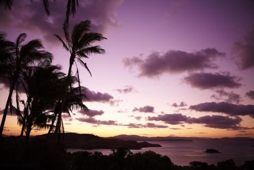 ハミルトン島 ©Maxime Coquard, Tourism Australia