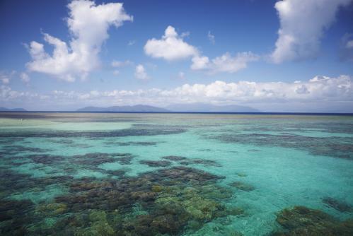 グリーン島 ©Maxime Coquard, Tourism Australia